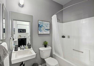 Island Flats Bathroom