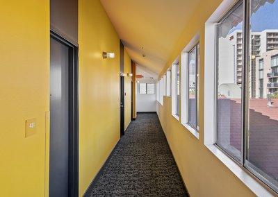 Island Flats Hallway