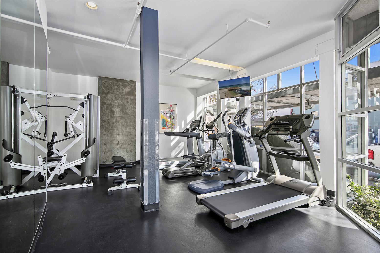 Island Flats Fitness Center
