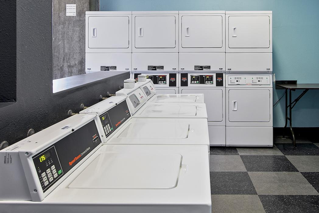 Island Flats Laundry Facility