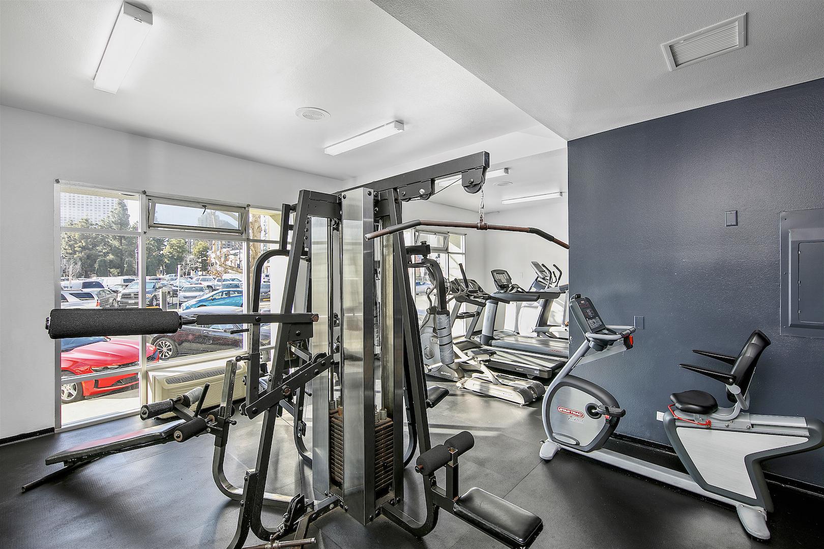 J Street Flats Fitness Center