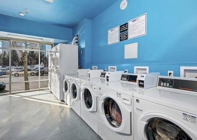 J Street Flats Laundry Facility