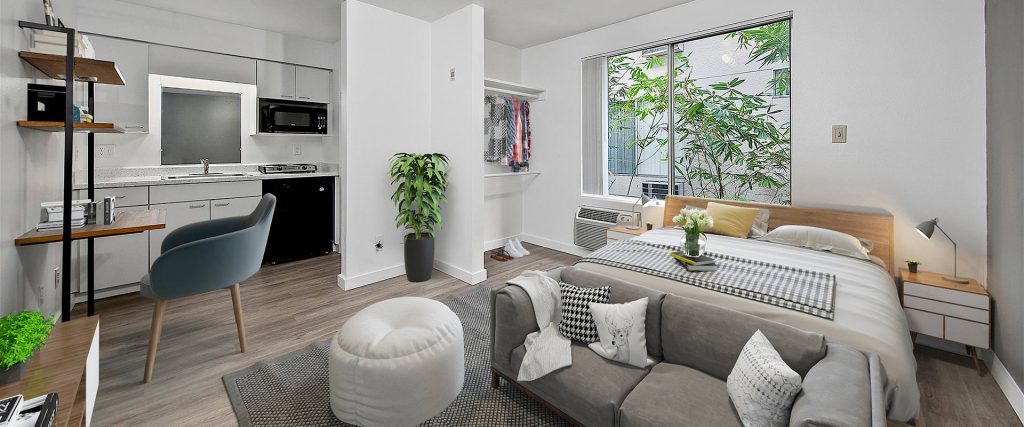 Rent an Apartment in San Diego Downtown
